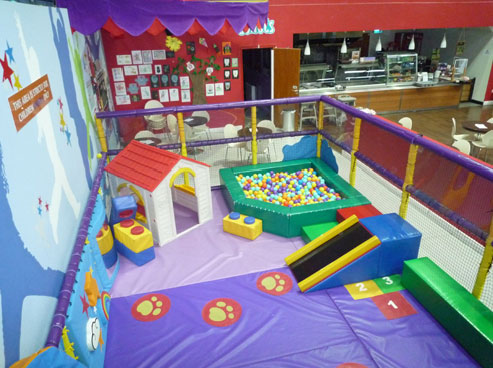 Fun Factory Childrens Indoor Activity Centre Amp Cafe Kids