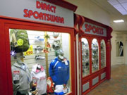 Direct Sportswear, Sports Retail Store, Naas Co. Kildare