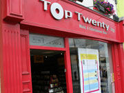 Top Twenty Music Shop